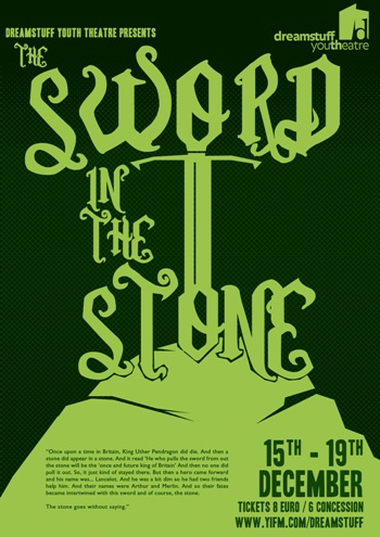 Sword In The Stone Teaser